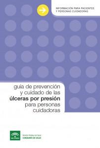 Guía de Prevención y Cuidado de las Úlceras por presión para personas cuidadoras